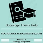 Sociology Thesis Help